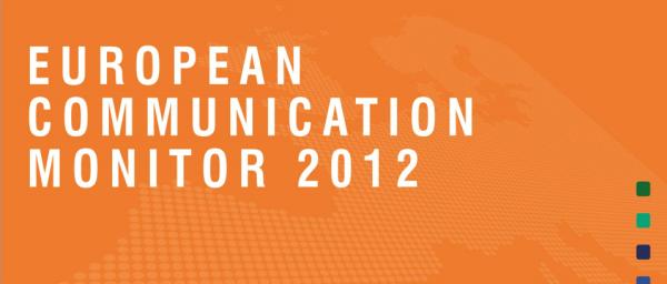 european communication monitor 2012