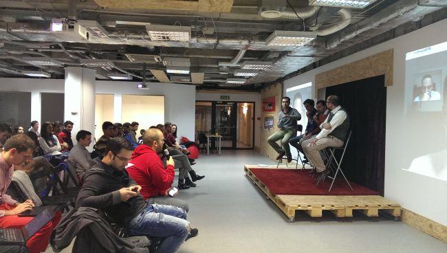 tech hub bucharest meetup october 3 2013 (1)