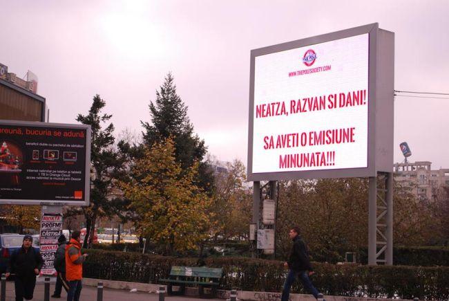 The Pole - neata Razvan