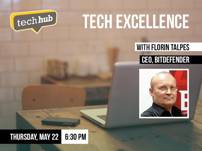 Tech Excellence - florin talpes