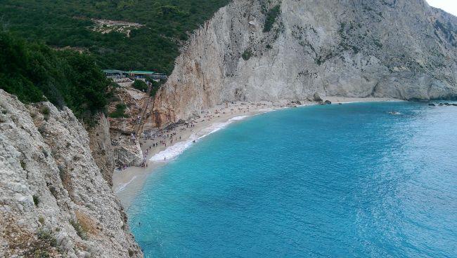 porto katsiki beach