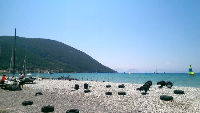 vasiliki beach