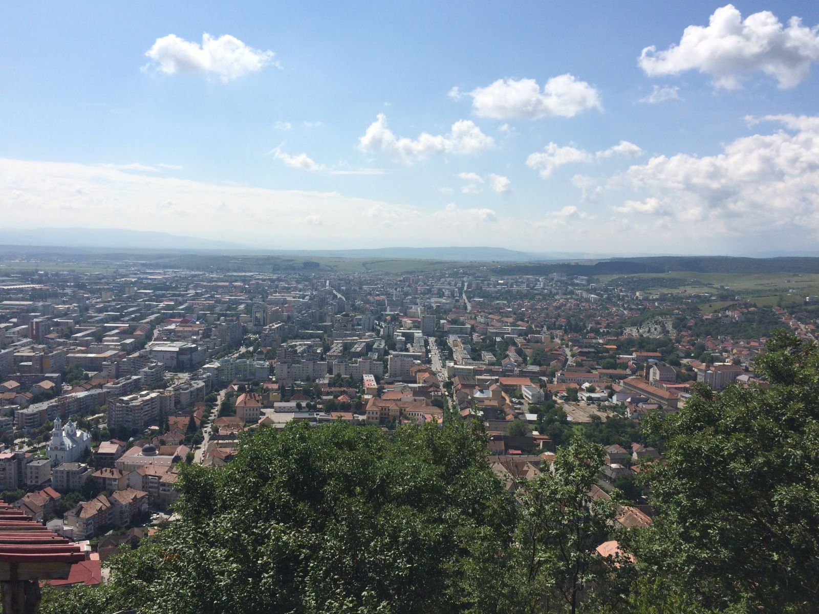 panorama cetate deva 3